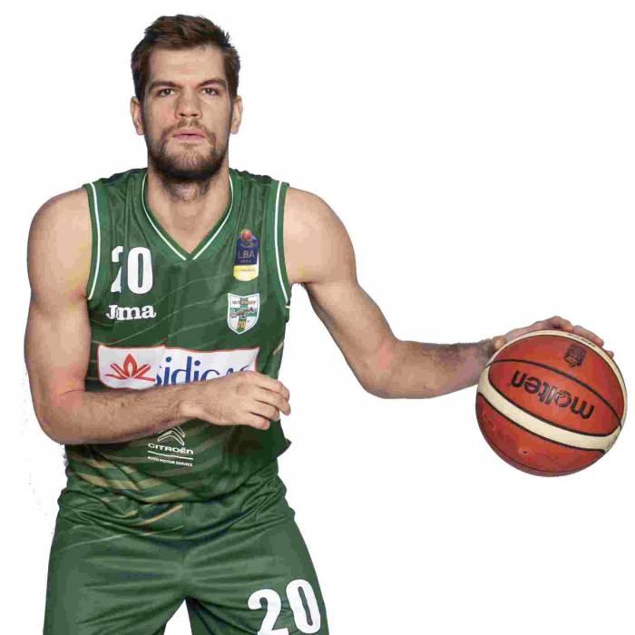 Photo of Ojars Silins, 2018-2019 season