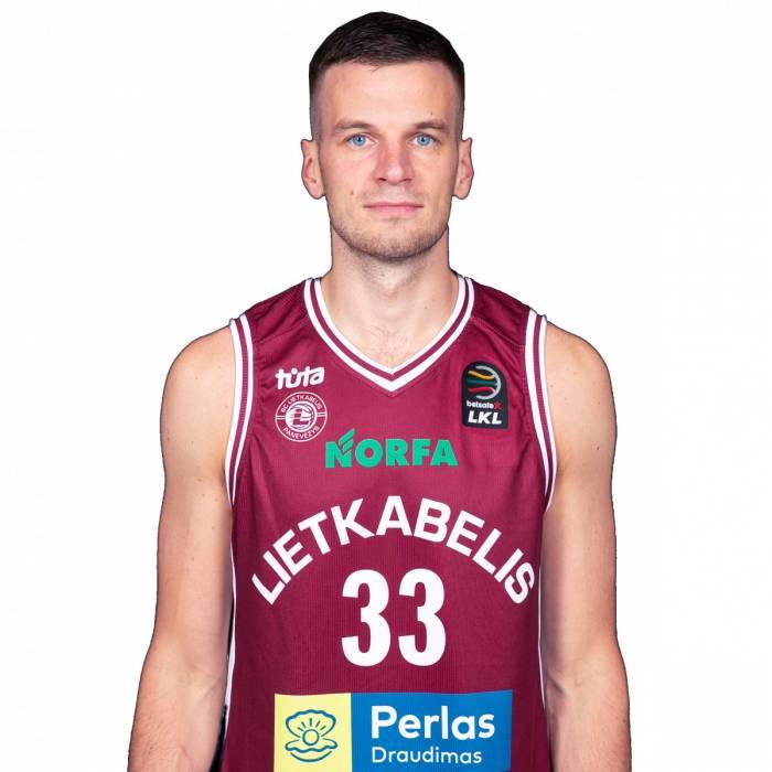 Photo de Tomas Dimsa, saison 2019-2020