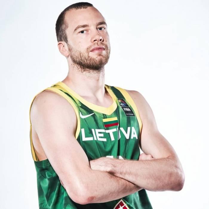 Foto di Lukas Lekavicius, stagione 2021-2022