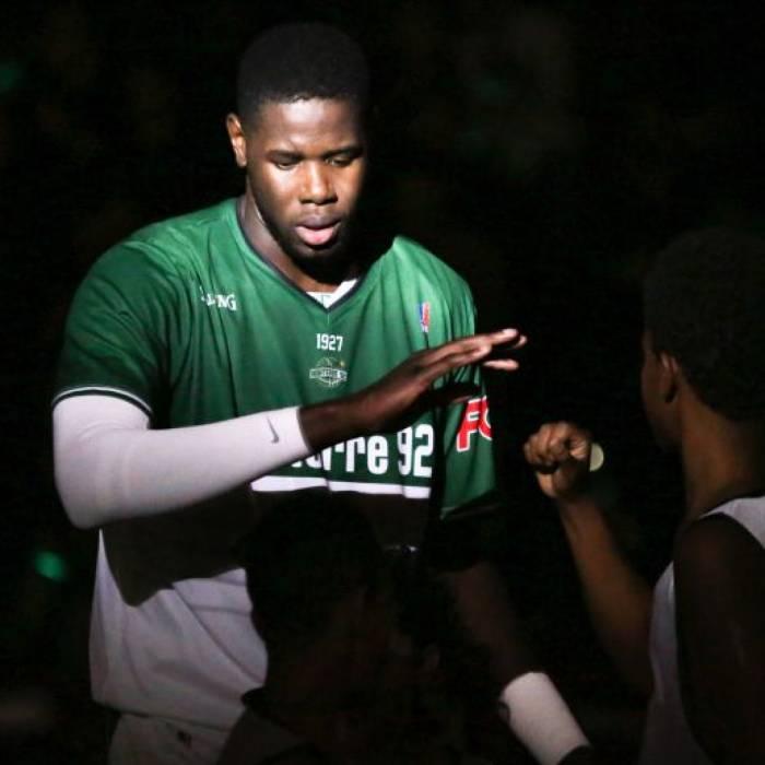 Photo of Mouhammadou Jaiteh, 2015-2016 season