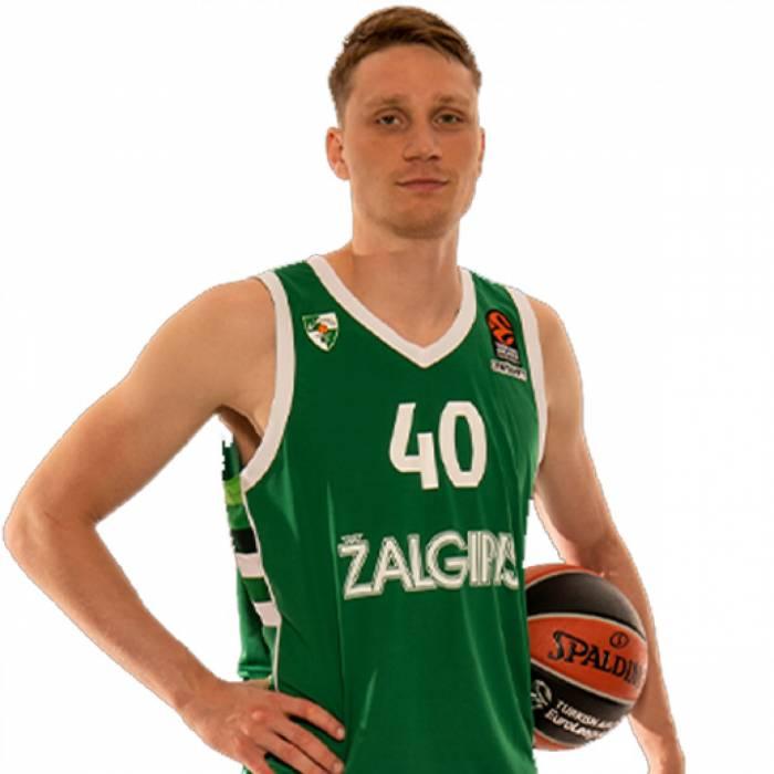 Photo of Marius Grigonis, 2020-2021 season