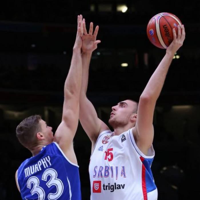 Photo of Nikola Milutinov, 2015-2016 season