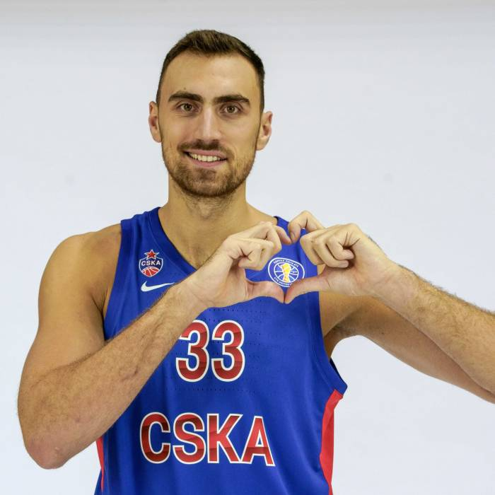 Photo of Nikola Milutinov, 2020-2021 season