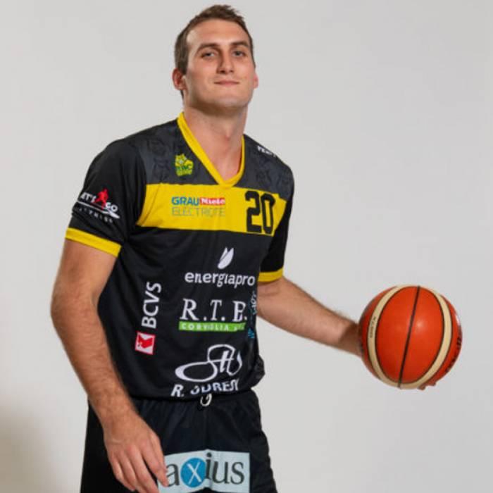Photo de Milos Jankovic, saison 2019-2020