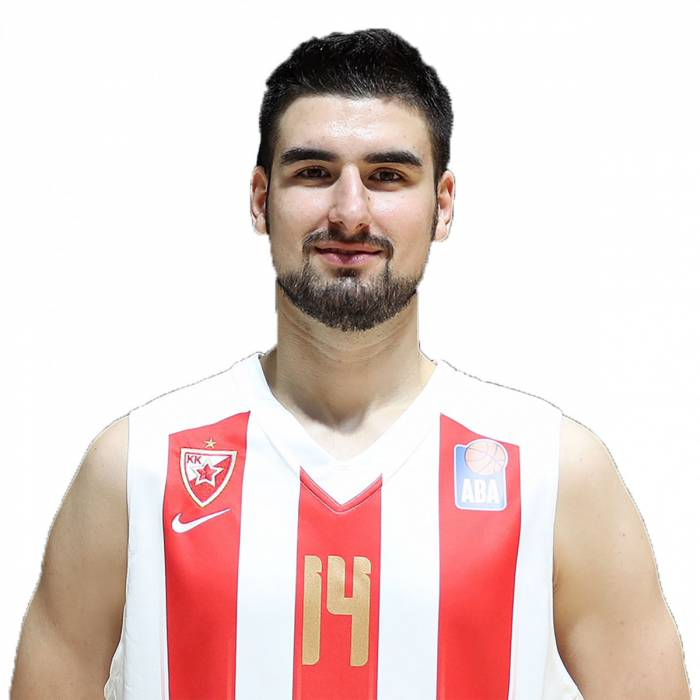 Photo de Dusan Ristic, saison 2018-2019