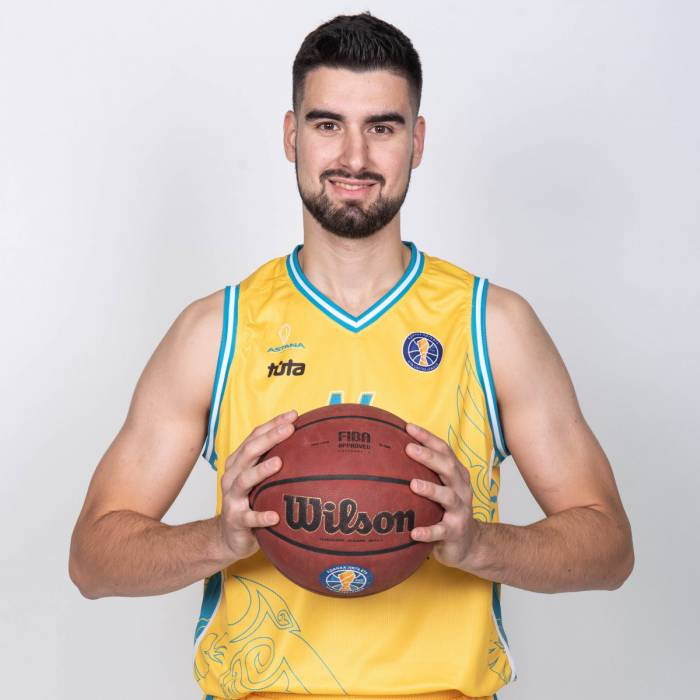 Photo de Dusan Ristic, saison 2019-2020