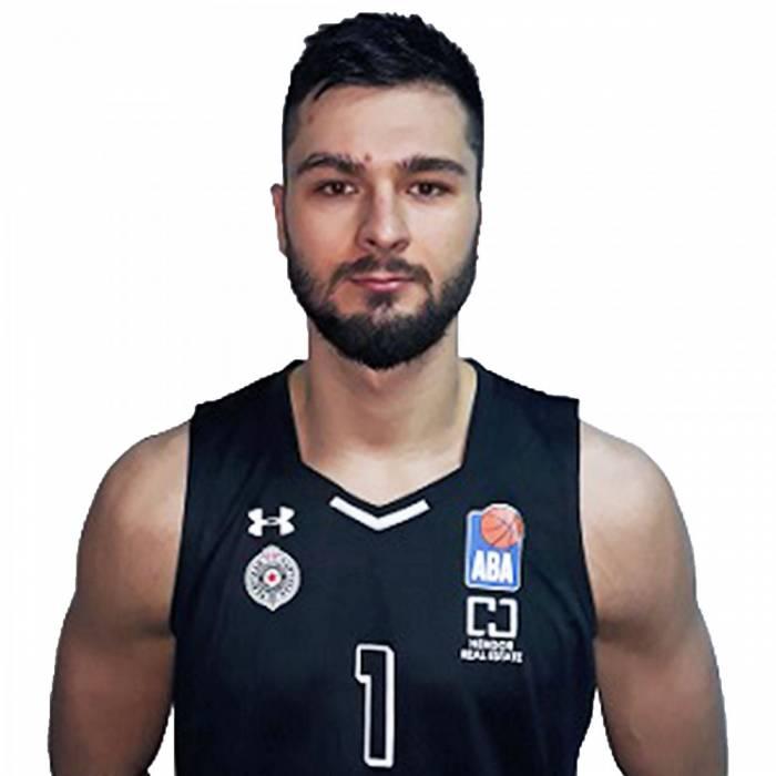 Photo de Nikola Jankovic, saison 2018-2019