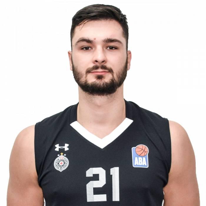 Photo de Nikola Jankovic, saison 2019-2020