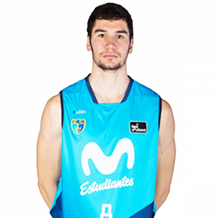Photo de Dario Brizuela, saison 2019-2020
