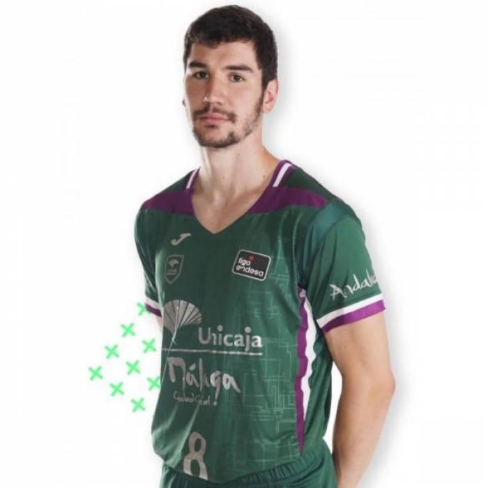 Photo de Dario Brizuela, saison 2020-2021