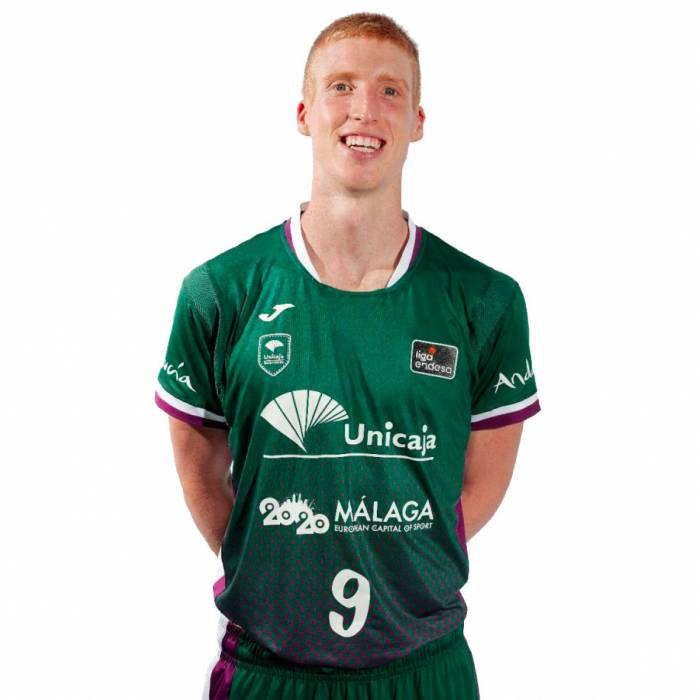 Photo de Alberto Diaz, saison 2019-2020