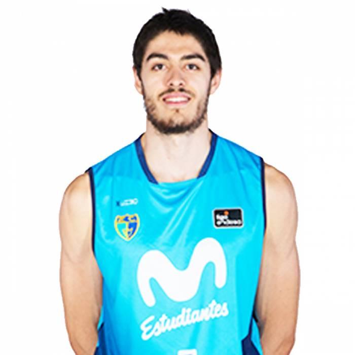 Photo de Edgar Vicedo, saison 2019-2020