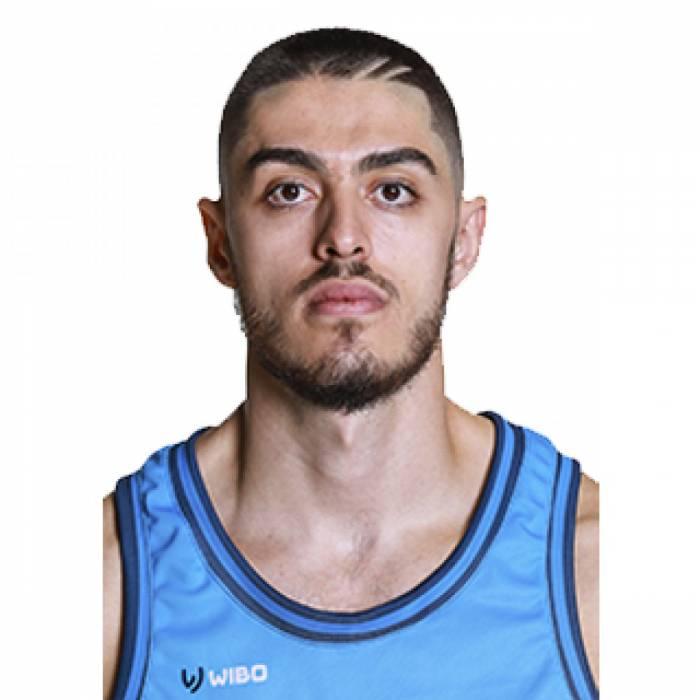 Photo de Edgar Vicedo, saison 2020-2021