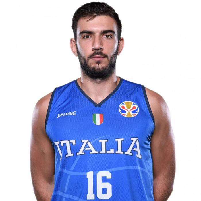 Photo de Amedeo Tessitori, saison 2019-2020