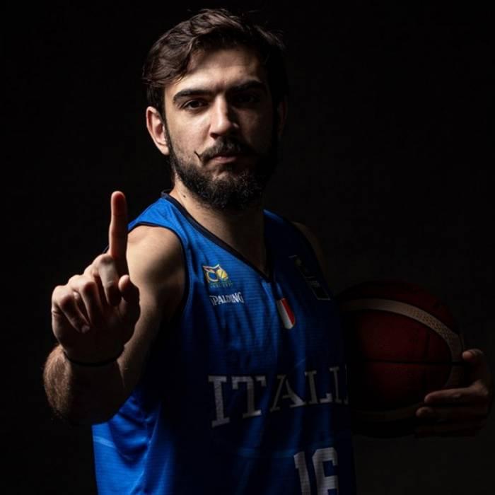 Photo de Amedeo Tessitori, saison 2021-2022