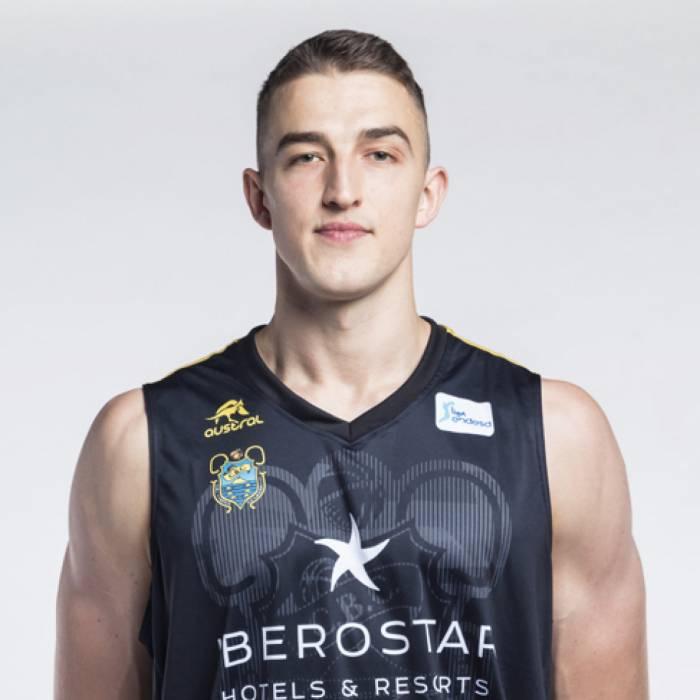 Photo de Tomasz Gielo, saison 2018-2019