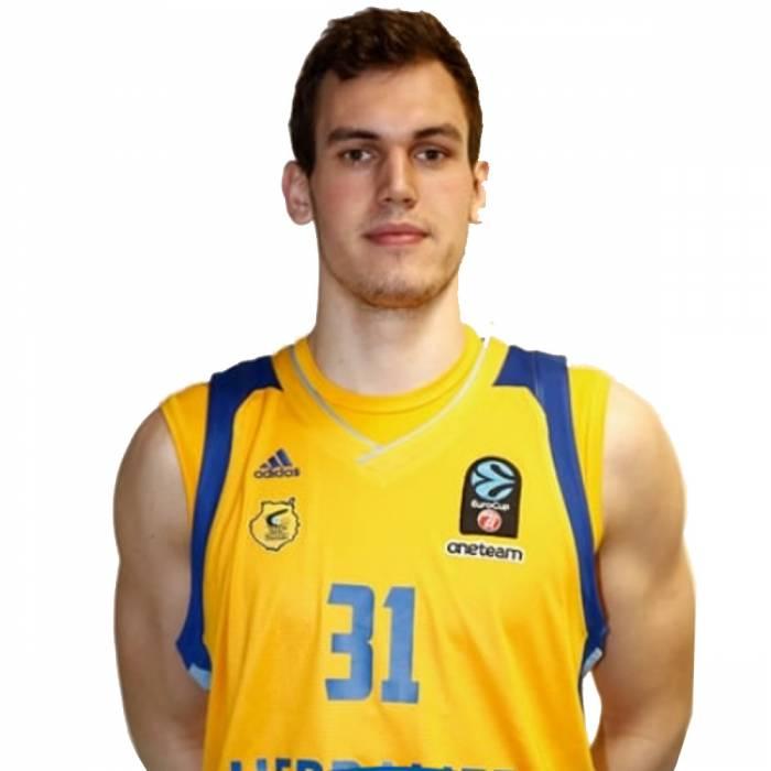 Photo de Nikola Radicevic, saison 2017-2018