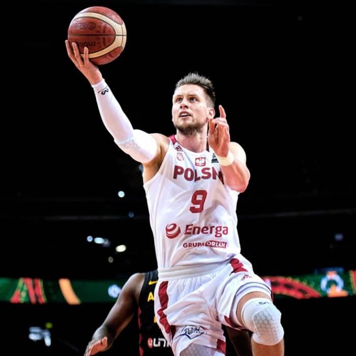 Photo de Mateusz Ponitka, saison 2021-2022