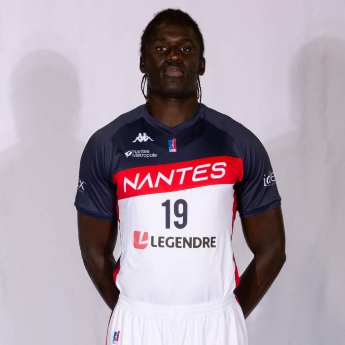 Photo of Maodo Nguirane, 2019-2020 season