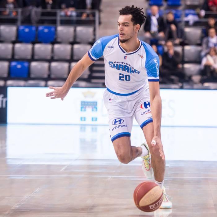 Photo of Romuald Morency, 2019-2020 season