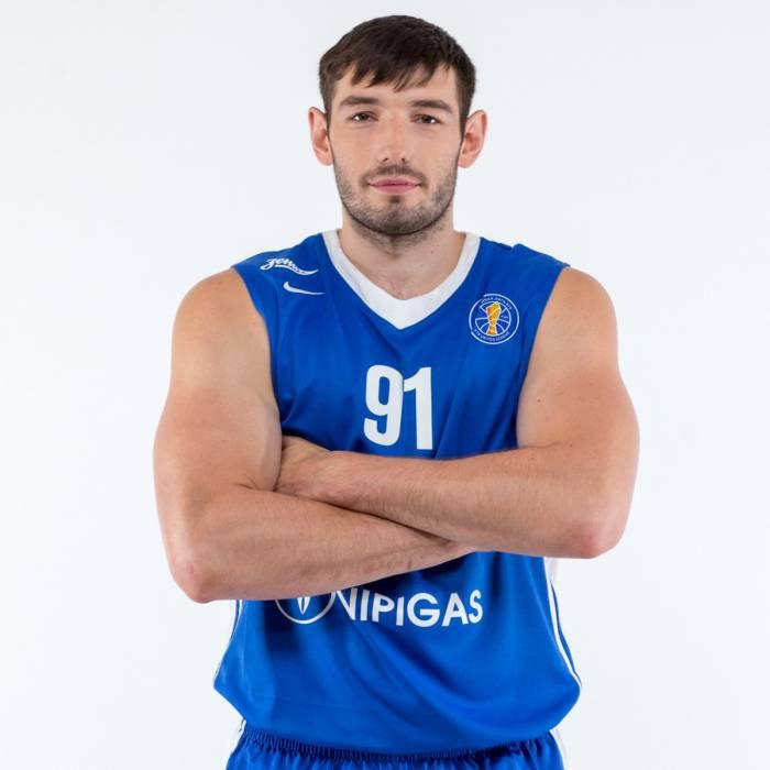 Photo de Nikita Barinov, saison 2017-2018
