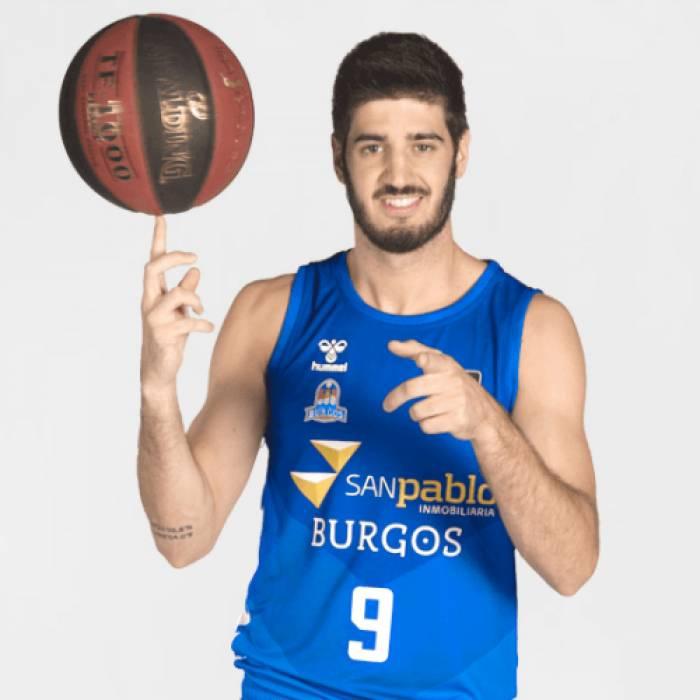 Photo de Alejandro Barrera, saison 2019-2020
