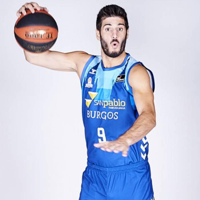 Photo de Alejandro Barrera, saison 2020-2021