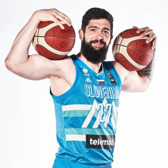 Photo of Ziga Dimec, 2021-2022 season