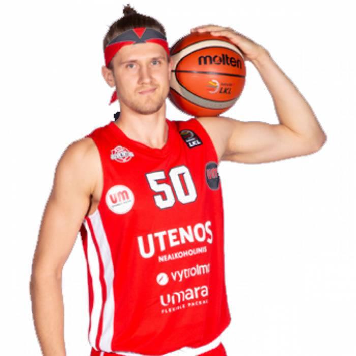 Photo de Zygimantas Skucas, saison 2019-2020