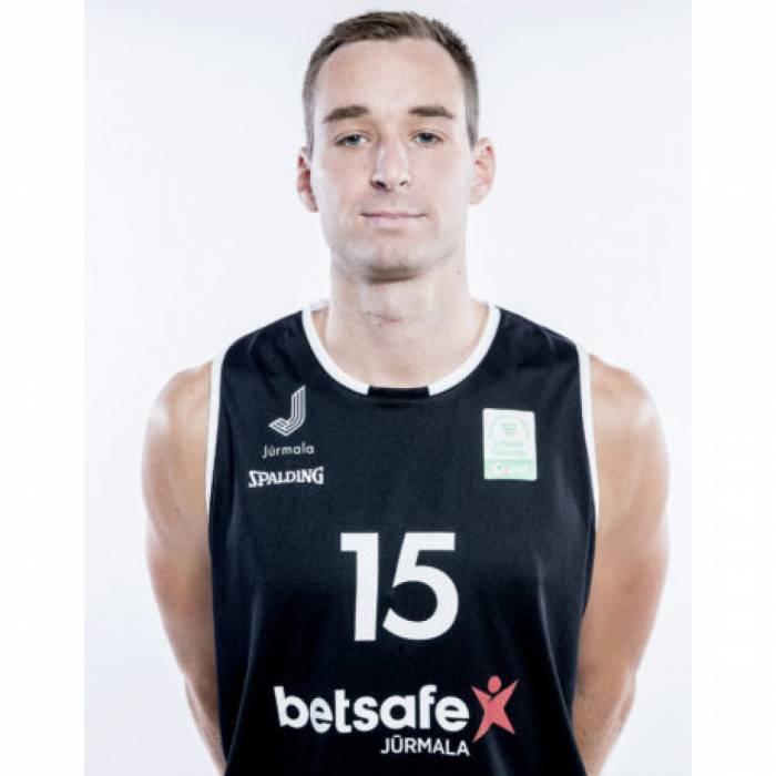 Photo de Ugis Pinete, saison 2019-2020