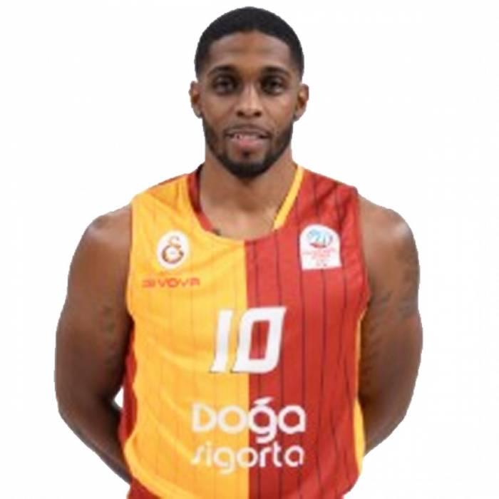 Photo de Lazeric Jones, saison 2019-2020