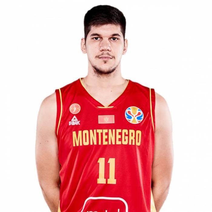 Photo de Marko Todorovic, saison 2019-2020