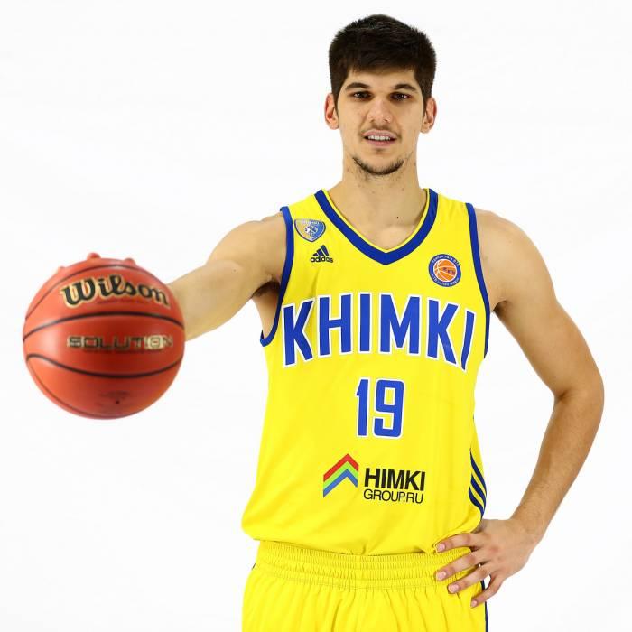 Photo de Marko Todorovic, saison 2016-2017