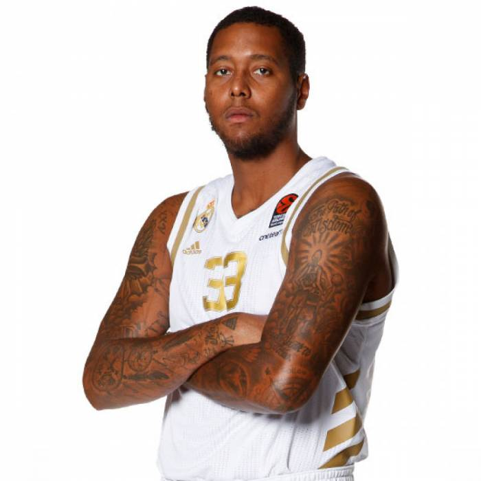 Photo of Trey Thompkins, 2019-2020 season