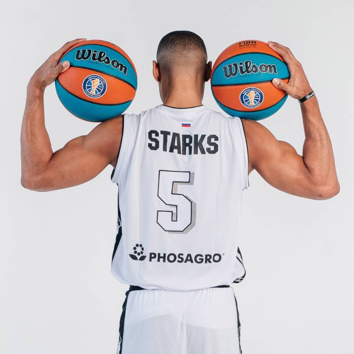 Photo of Markel Starks, 2020-2021 season