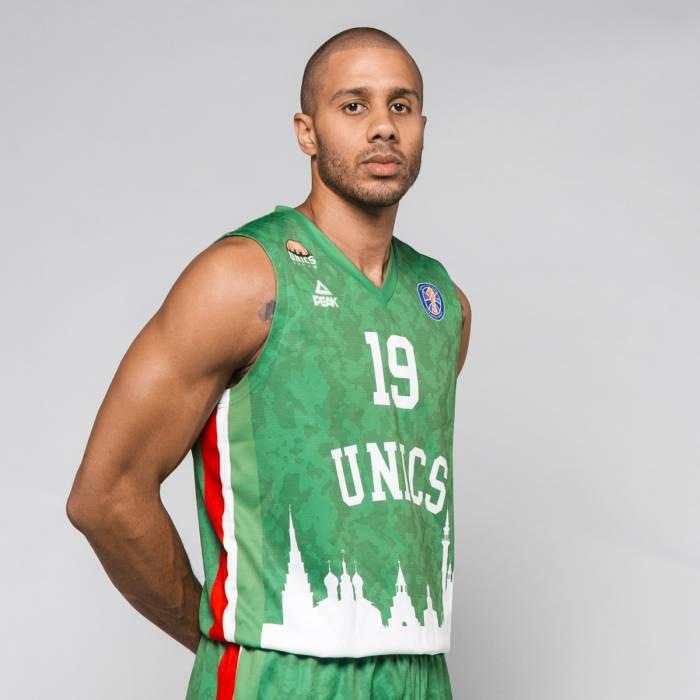 Photo of Jordan Morgan, 2020-2021 season