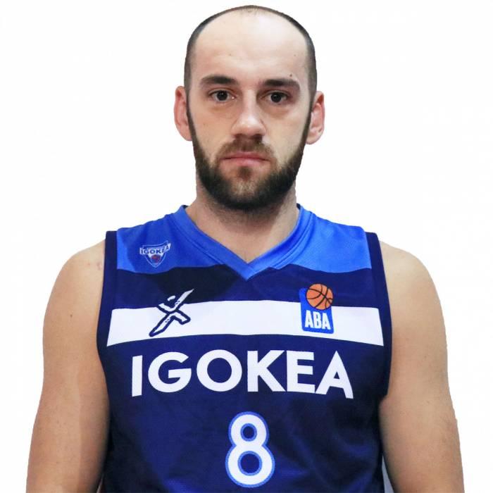 Photo of Filip Adamovic, 2018-2019 season
