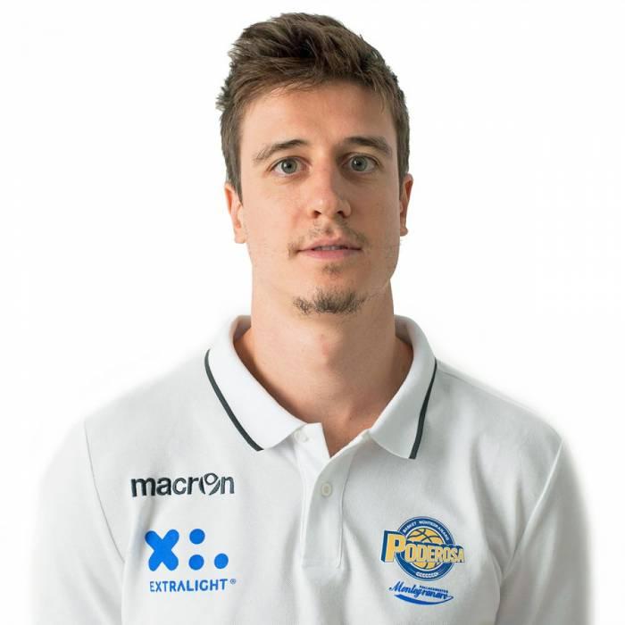 Photo of Matteo Negri, 2018-2019 season