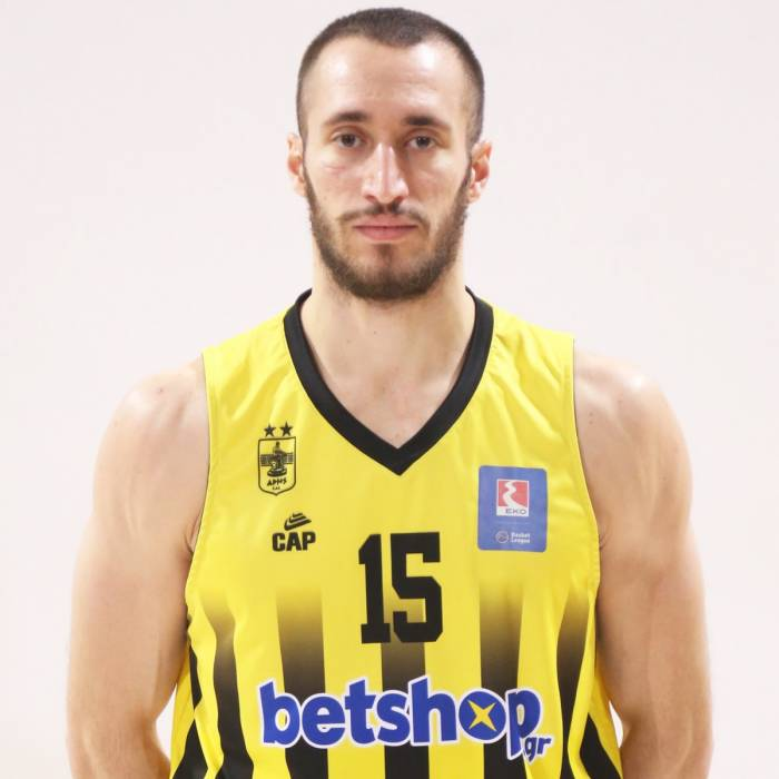 Photo of Diamantis Slaftsakis, 2019-2020 season
