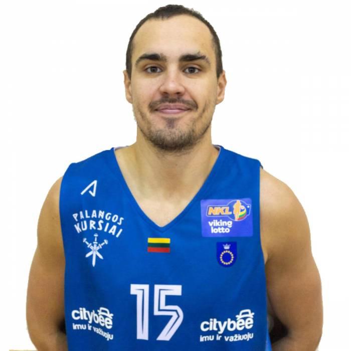Photo de Taurantas Tamosiunas, saison 2019-2020