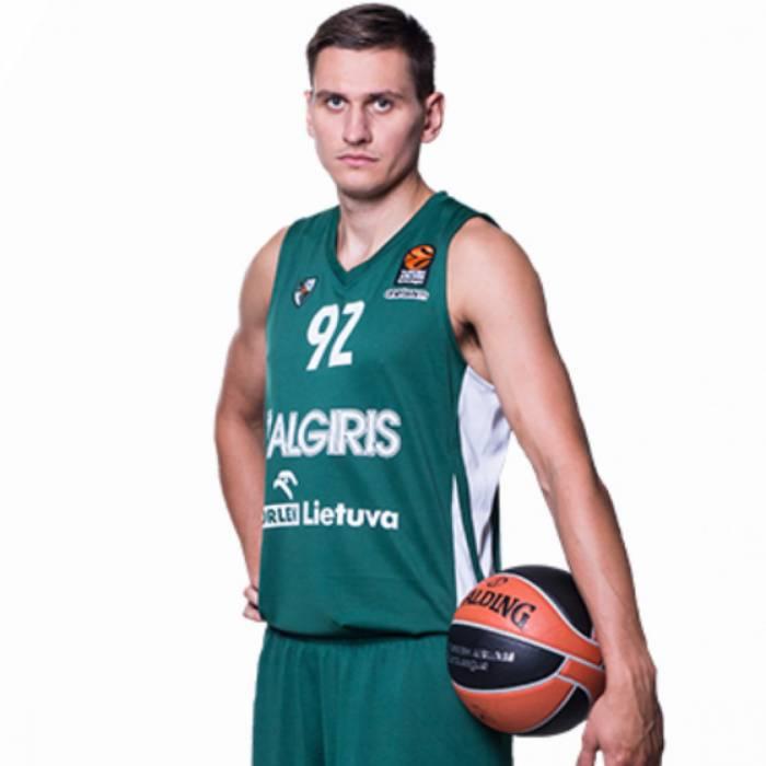 Photo de Edgaras Ulanovas, saison 2018-2019