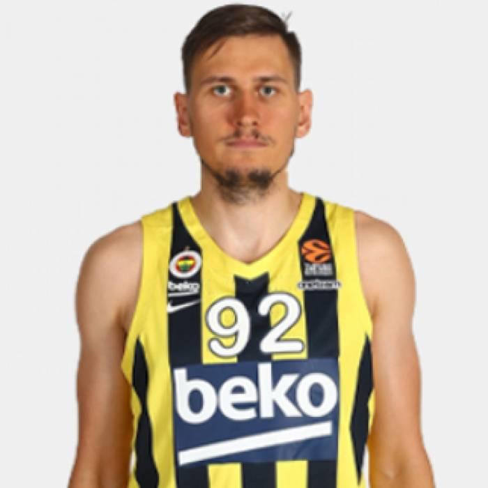 Photo de Edgaras Ulanovas, saison 2020-2021