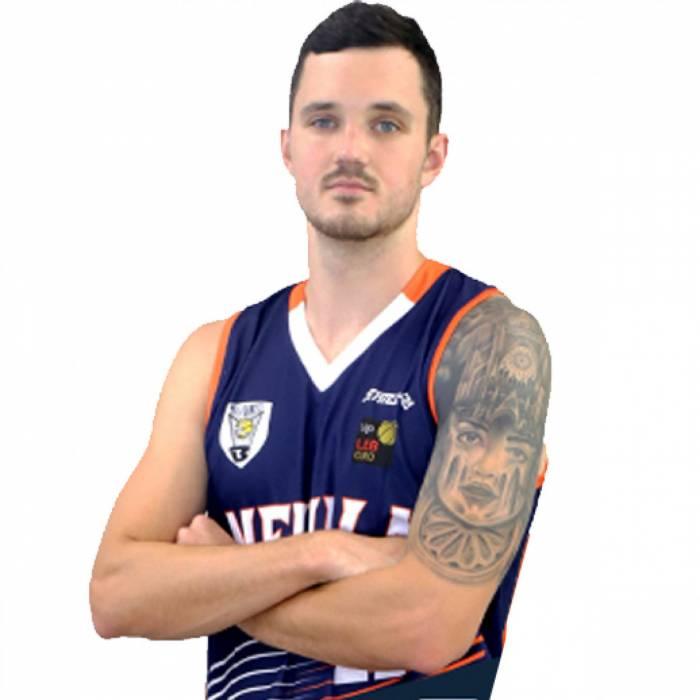 Photo de Andris Misters, saison 2019-2020