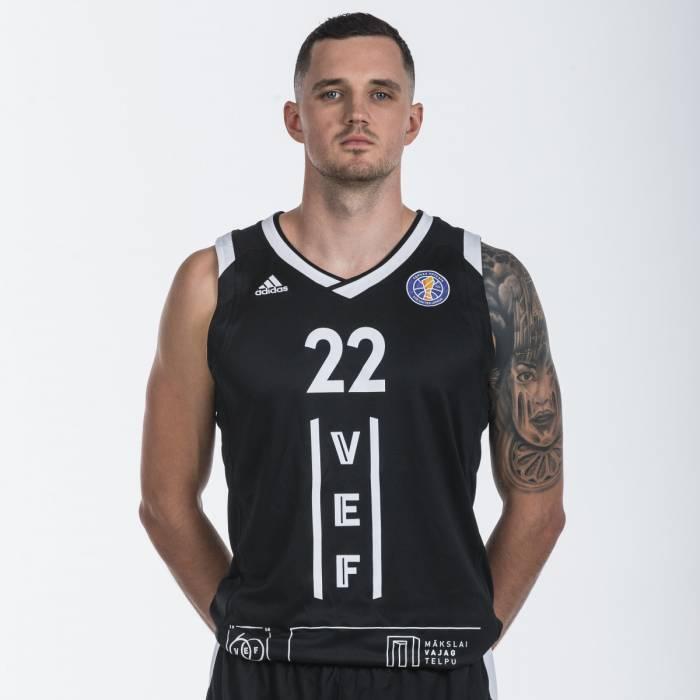 Photo de Andris Misters, saison 2018-2019