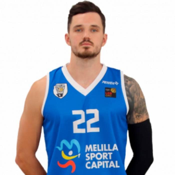 Photo de Andris Misters, saison 2020-2021