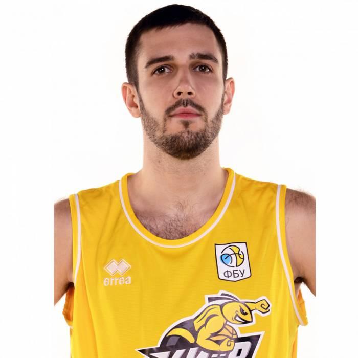 Photo de Pavlo Krutous, saison 2018-2019