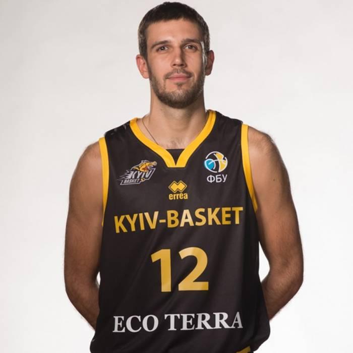 Photo de Pavlo Krutous, saison 2019-2020