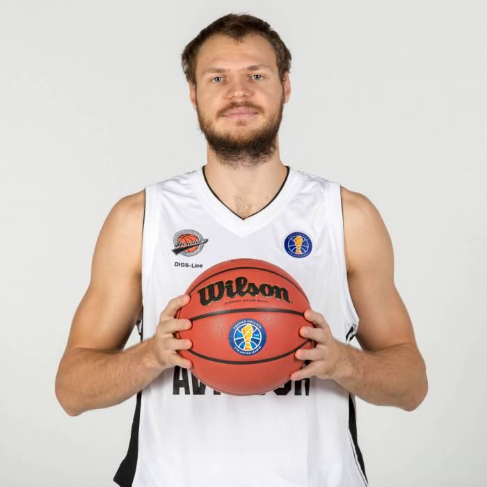 Photo de Viktor Zaryazhko, saison 2018-2019