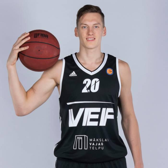Photo de Kaspars Vecvagars, saison 2016-2017