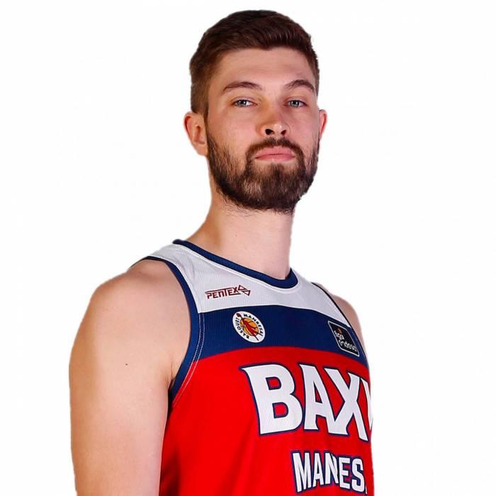 Photo of William Magarity, 2019-2020 season